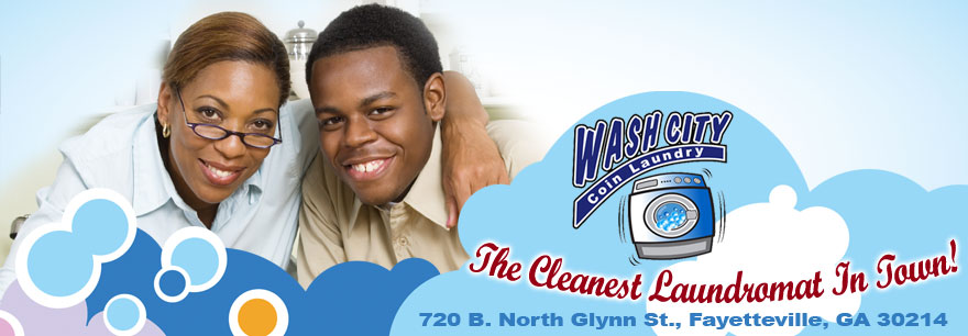 Laundromat Services Wash City Coin Laundry